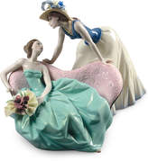 Lladro How is the Party Going? Figurine