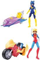 DC Super Hero Girls Action Figure & Vehicle Assortment