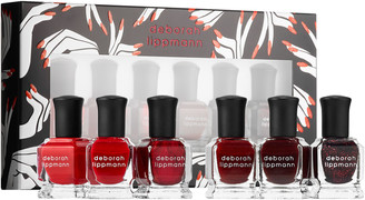 Deborah Lippmann Lady In Red - Shades of Red Nail Polish Set