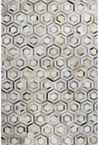 Bashian Rugs Tuscon Geometric Grey Area Rug Rug