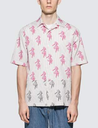 McQ Cut Up Billy Shirt