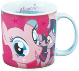My Little Pony Heat-Reactive Ceramic Mug