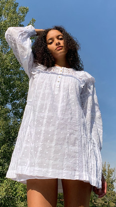 LoveShackFancy Baxter Dress
