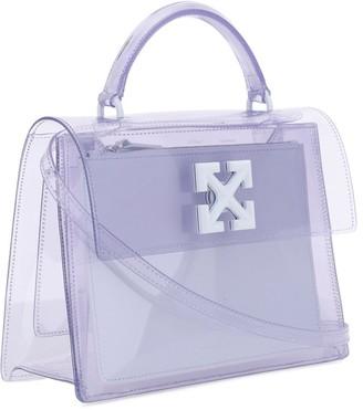 Off-White Jitney 2.8 Top Handle Handbag