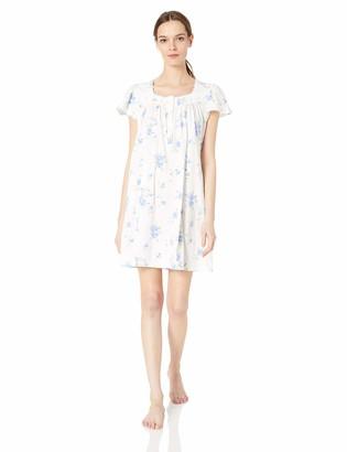 Aria Women's Short Nightgown