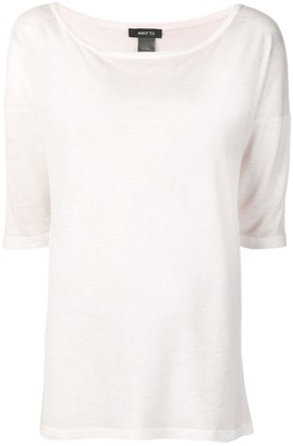Avant Toi 3/4 Sleeve Top