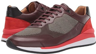 HUGO BOSS Element Runn Sneaker (Open Red) Men's Shoes