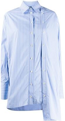 Rokh Double Button Placket Shirt