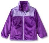 Weathertamer WEATHER TAMER Toddler Girls' Reversible Jacket - Purple
