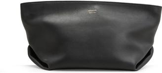 KHAITE Adeline Zip Clutch Bag