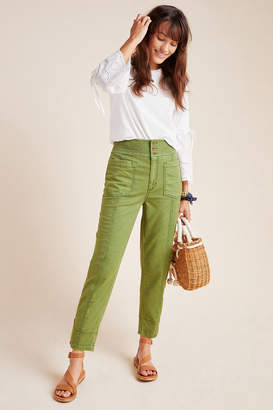 Anthropologie Hayden Utility Pants