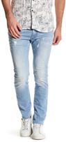Diesel Thavar Distressed Slim Skinny Jean