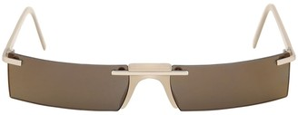 Wentworth Rectangular Sunglasses