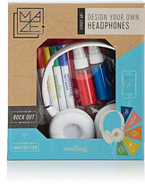 Seedling Design Your Own Street Art Headphones Kit