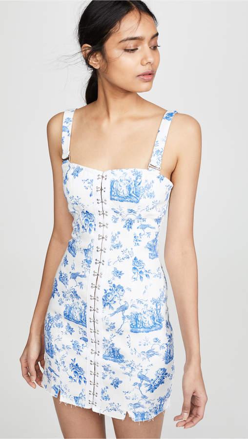 5439864c2341 For Love & Lemons Blue Dresses - ShopStyle
