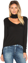 LnA Detached Turtleneck Top