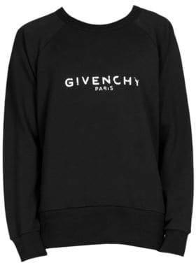 Givenchy Vintage Logo Sweatshirt