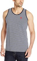 U.S. Polo Assn. Men's Shrill Stripe Tank Top