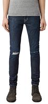 Allsaints Allsaints Keiko Cigarette Jeans, Indigo