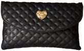 Love Moschino Envelope Clutch Clutch Handbags