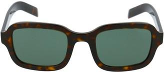 Prada Rectangular Frame Sunglasses