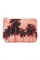 Dezso Pouch Flamingo Palms