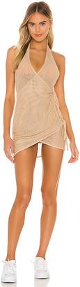 h:ours Davina Mini Dress