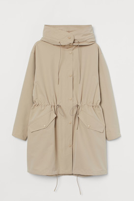 H&M H&M+ Hooded Parka