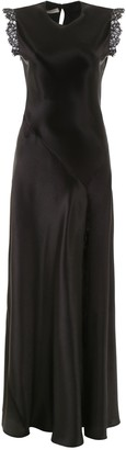 Philosophy di Lorenzo Serafini Sleeveless Side Slit Dress