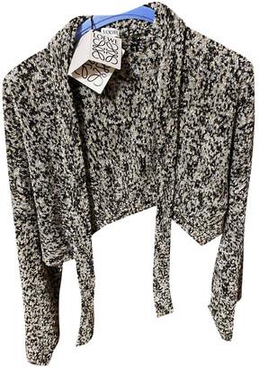 Loewe Gold Viscose Knitwear