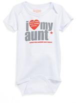SARA KETY - Infant I Love My Aunt Bodysuit