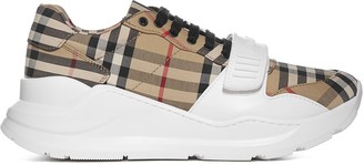 Burberry Vintage Check Runway Sneakers