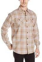 Wrangler Authentics Men's Big & Tall Long Sleeve Flannel Shirt