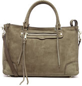 Rebecca Minkoff Women's Regan Satchel Tote Bag Olive