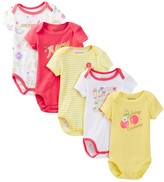 Juicy Couture Bodysuit - Pack of 5 (Baby Girls 0-9M)