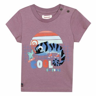 Catimini Baby Boys' Cq10002 Tee Shirt T