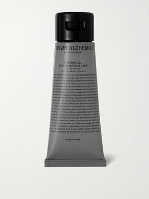 Shaving Gel - Sandalwood & Sage, 75ml