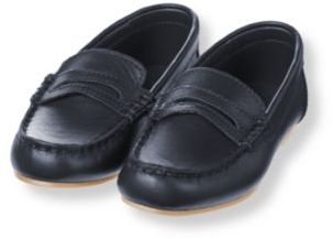 Janie and Jack Leather Loafer