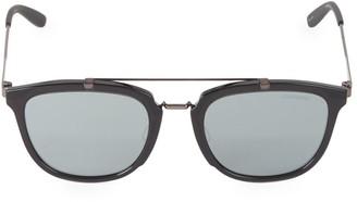 Carrera 51MM Square Sunglasses