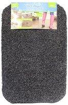JVL Dirt Angel Machine Washable Barrier Door Mat - Slate, 50 x 75 cm