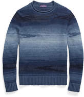 Ralph Lauren Ombré Linen-blend Sweater