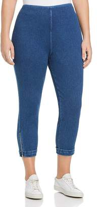 Lysse Plus Cuffed Crop Legging Jeans