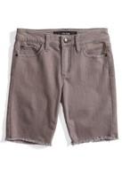 Joe's Jeans Boy's Frayed Hem Bermuda Shorts