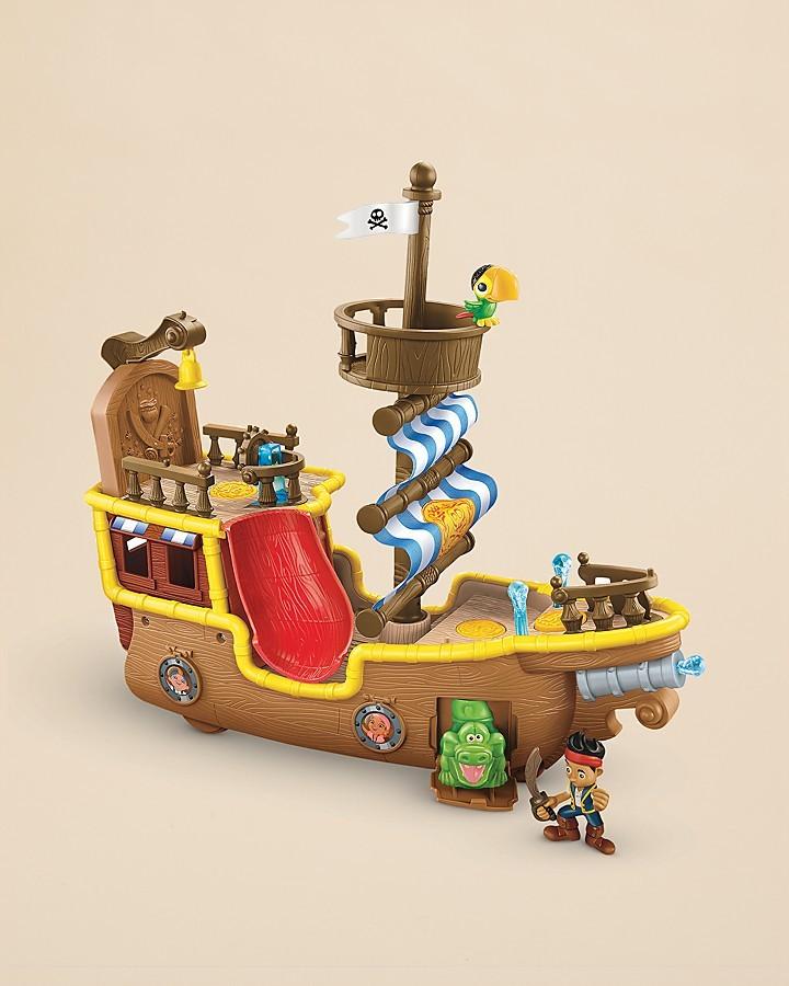 Fisher-Price Jake's Musical Pirate Ship