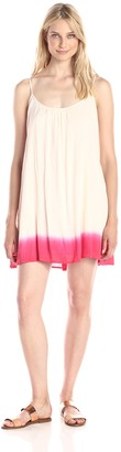 Olive + Oak Olive & Oak Women's Dip Dye Mini Dress