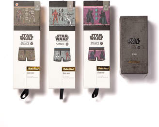 Stance Men's 3-Pack Star Wars Boxer Briefs