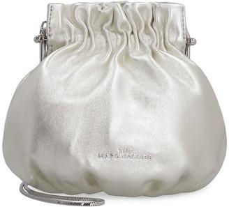Marc Jacobs The Soiree Metallic Leather Mini-bag