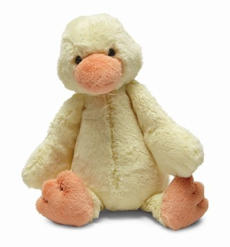 Jellycat Bashful Duckling, Medium