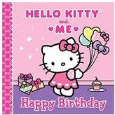 Hello Kitty Happy Birthday & Me