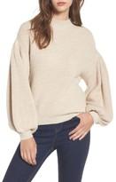 Leith Women's Blouson Sleeve Sweater